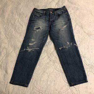 🌟American Eagle Boy Crop Jeans